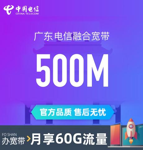 500M融合宽带 | 包月299元    免费预约   安装就送千兆路由器
